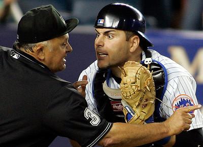 APTOPIX Giants Mets Baseball