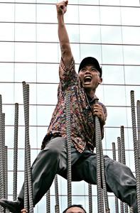 APTOPIX Indonesia Australia Governor