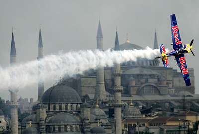 APTOPIX TURKEY AIR RACE