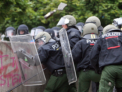 GERMANY G8 DEMONSTRATION