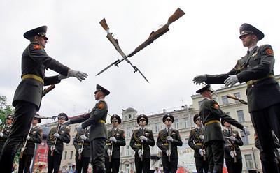 APTOPIX RUSSIA DAY OF RUSSIA