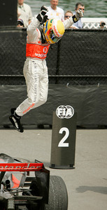 APTOPIX F1 Canadian Grand Prix Auto Racing