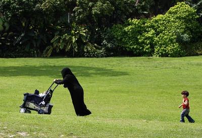 APTOPIX Malaysia Global Warming Health