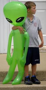 Alien Parade