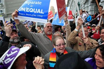 APTOPIX Gay Marriage Trial