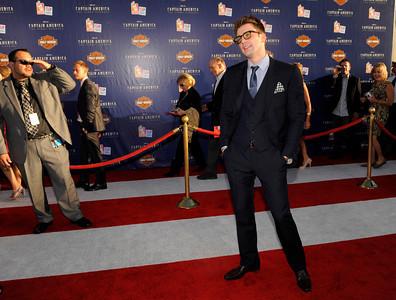 Premiere - Captain America