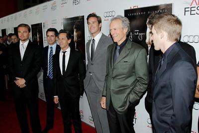 AFI Premiere J Edgar LA