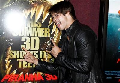 Premiere Piranha 3D LA