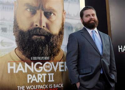 Premiere The Hangover Part II LA