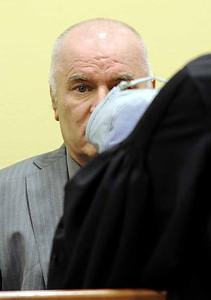 Netherlands War Crimes Mladic