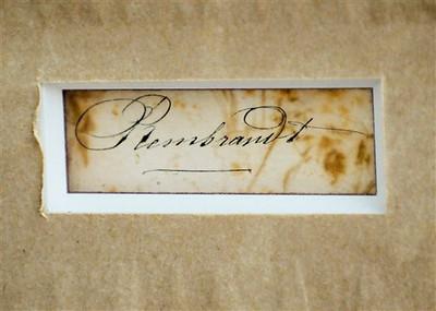 Rembrandt Theft