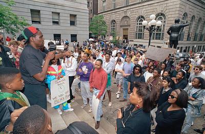 Dems  Riots U.S.  Baltimore  R.King Verdict  Reaction