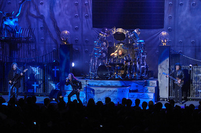 Heaven and Hell performed at the Greek Theatre in Los Angeles, CA 8-11-2009.  Photo by John McCoy/staff photographer
