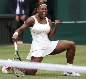 Serena Williams Embolism Tennis