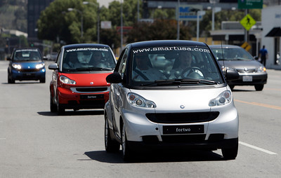 Smart Car Road Show Preview