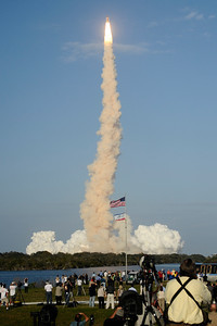 Discovery Final Launch