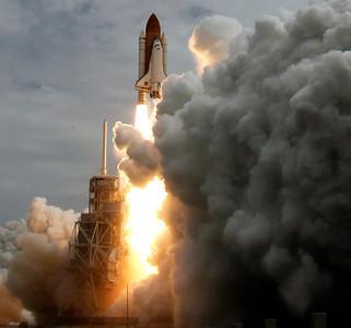 Atlantis final launch
