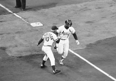 MLB All Star Game 1974