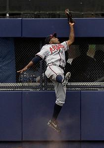 APTOPIX Braves Mets Baseball
