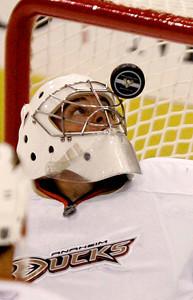 APTOPIX Ducks Penguins Hockey