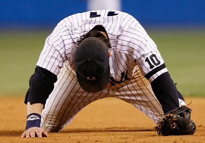 APTOPIX Indians Yankees Baseball