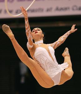 APTOPIX Japan Rhythmic Gymnastics