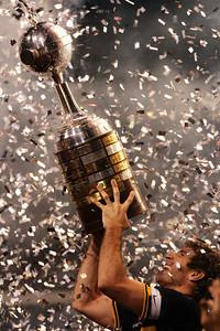 APTOPIX Brazil Soccer Copa Libertadores