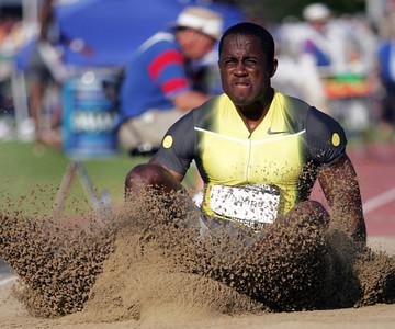 APTOPIX US Track Athletics