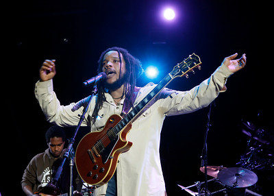 Stephen Marley at the Hollywood Bowl