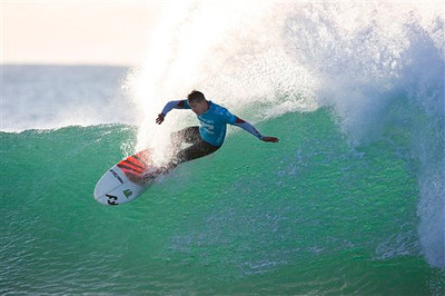 Obit Irons Surfing
