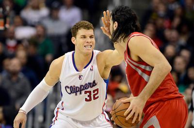 Clippers vs Rockets