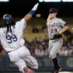 Los Angeles Dodgers vs Detroit Tigers