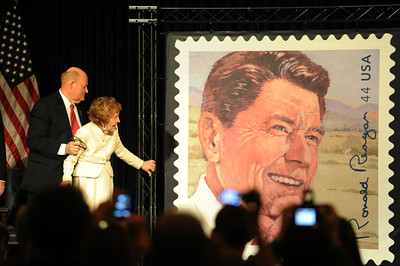 Ronald Reagan Stamp