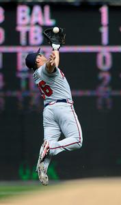 APTOPIX Braves Nationals Baseball