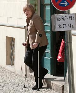 APTOPIX Germany Merkel