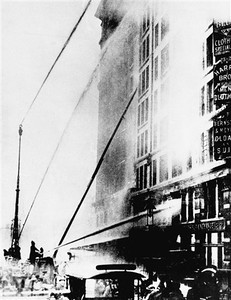 Triangle Fire Remembered