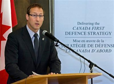 Libya No Fly Canada