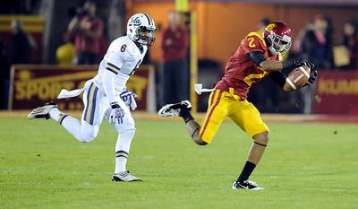 USC vs UCLA football