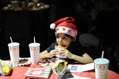 Viking Charities annual Christmas party