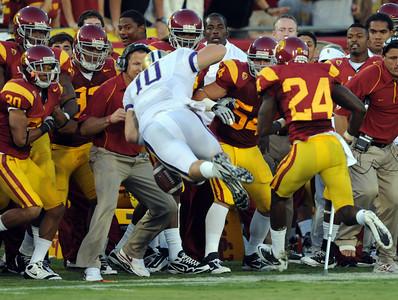 USC vs Washington Football
