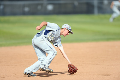 West Ranch vs Hart baseball at Hart High School in Newhall Friday, March 23, 2012. (Hans Gutknecht/Staff Photographer)