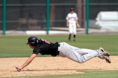 Westlake High School vs Glendora High School  2nd round CIF playoff baseball game at O'Malley Field in Encino. Glendora beat Harvard Westlake 5-3 to advance. (Hans Gutknecht/Staff Photographer)