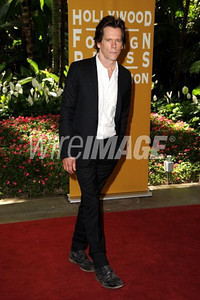 Actor Kevin Bacon wears Dior Homme at the Hollywood Foreign Press Association Annual luncheon in Beverly Hills on Aug. 4, 2011.