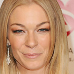 Singer LeAnn Rimes wears Katerine Maxine 18k white gold diamond earrings to the 2011 MusiCares Person of the Year Tribute to Barbra Streisand at the Los Angeles Convention Center on Feb. 11, 2011.  Jason Merritt/Getty Images