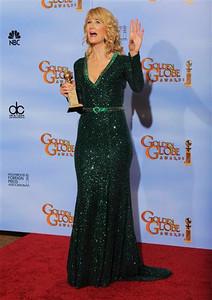 69th Annual Golden Globe Awards - Press Room