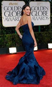 APTOPIX 69th Golden Globe Awards - Arrivals