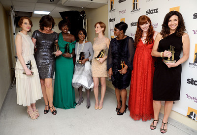 15th Annual Hollywood Film Awards Gala Press Room