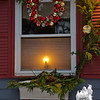 Candle in the window… December 20, 2013.