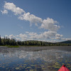 Splendid late summer day for paddling… September 17, 2014.