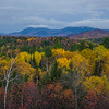 This morning: Milan Hill Fire Tower… October 16, 2014.